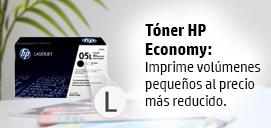Toner original HP economy